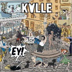 Kalle - Ey! - Cover