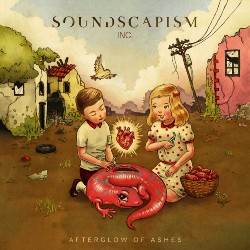 Soundscapism Inc Afterglow Of Ashes Artwork
