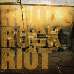 cover Skindred - Roots Rock Riot