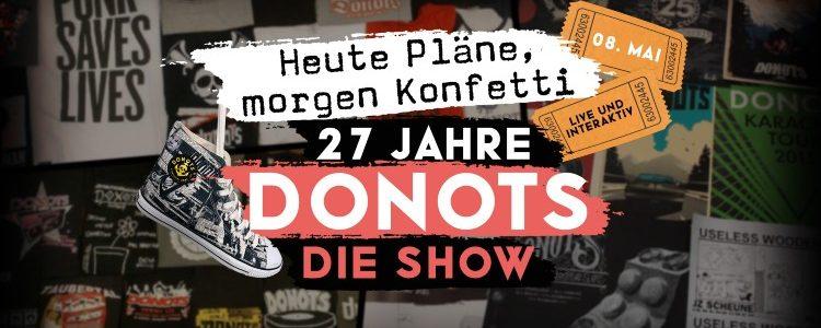 Donots Live