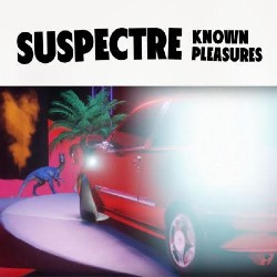 Suspectre Known Pleasures Artwork