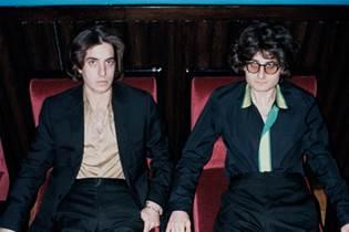 SONS OF RAPHAEL Foto direkt von Virgin
