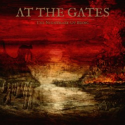 At The Gates The Nightmare Of Being Artwork