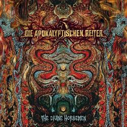 Die Apokalyptischen Reiter - The Divine Horsemen - Artwork