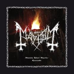 Mayhem Atavistic Black Disorder Kommando Artwork