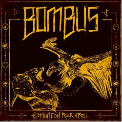Bombus Abomination RocknRoll artwork