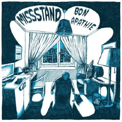 Missstand Bon Apathie Artwork