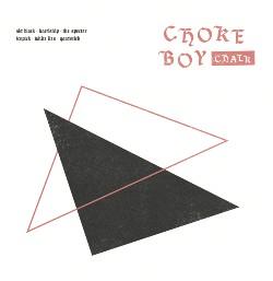 Choke Boy Chalk Artwork