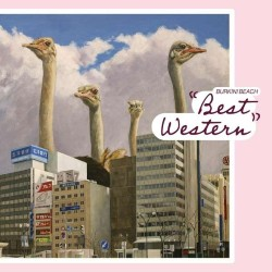 Burkini Beach - Best Western Artwork