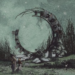 Album Cover Illusory World TWIABPAINLATD 2021