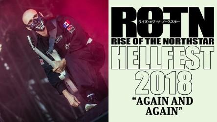 ROTN Live Hellfest 2018 Again And Again
