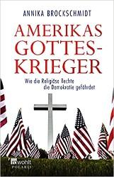 Amerikas Gotteskrieger Annika Brockschmidt Buchcover
