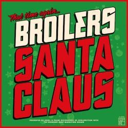 Broilers Santa Claus Artwork 2021